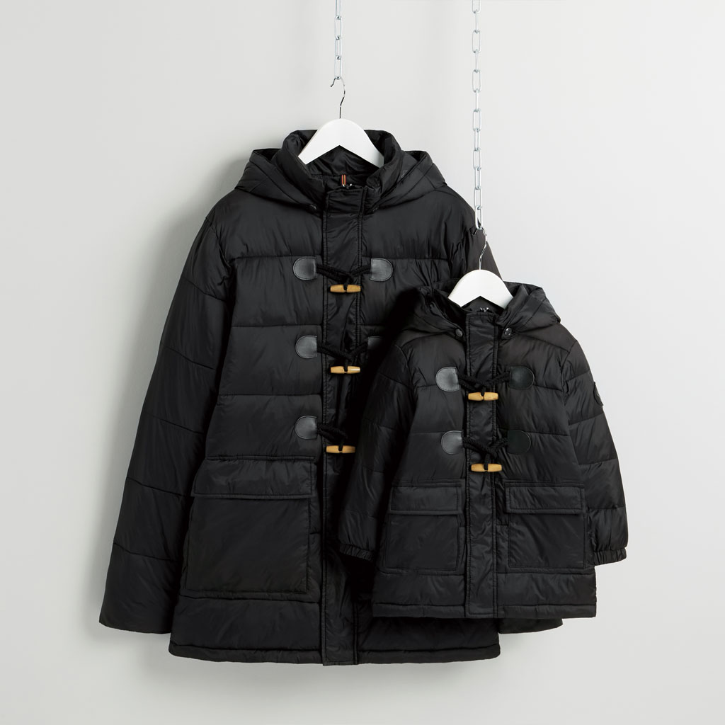 outerwear photography