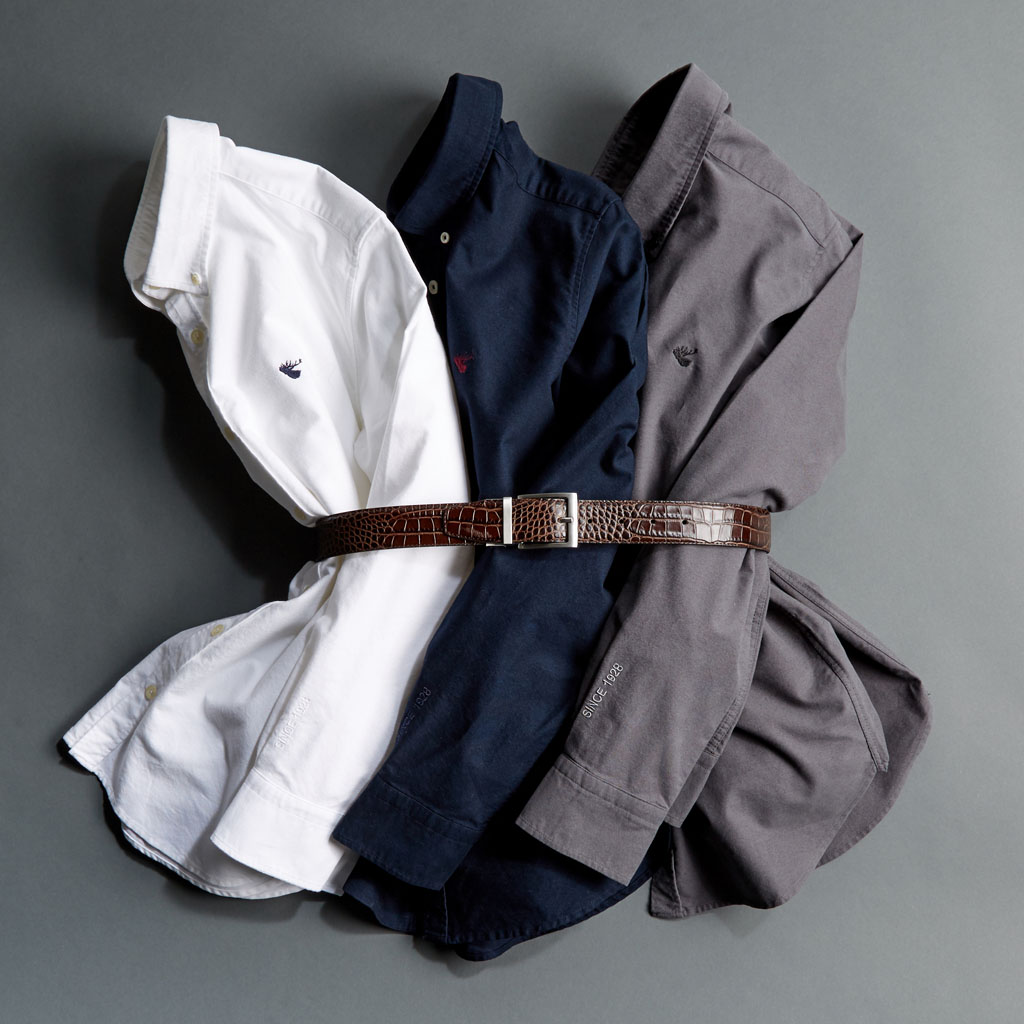 Menswear still life photography
