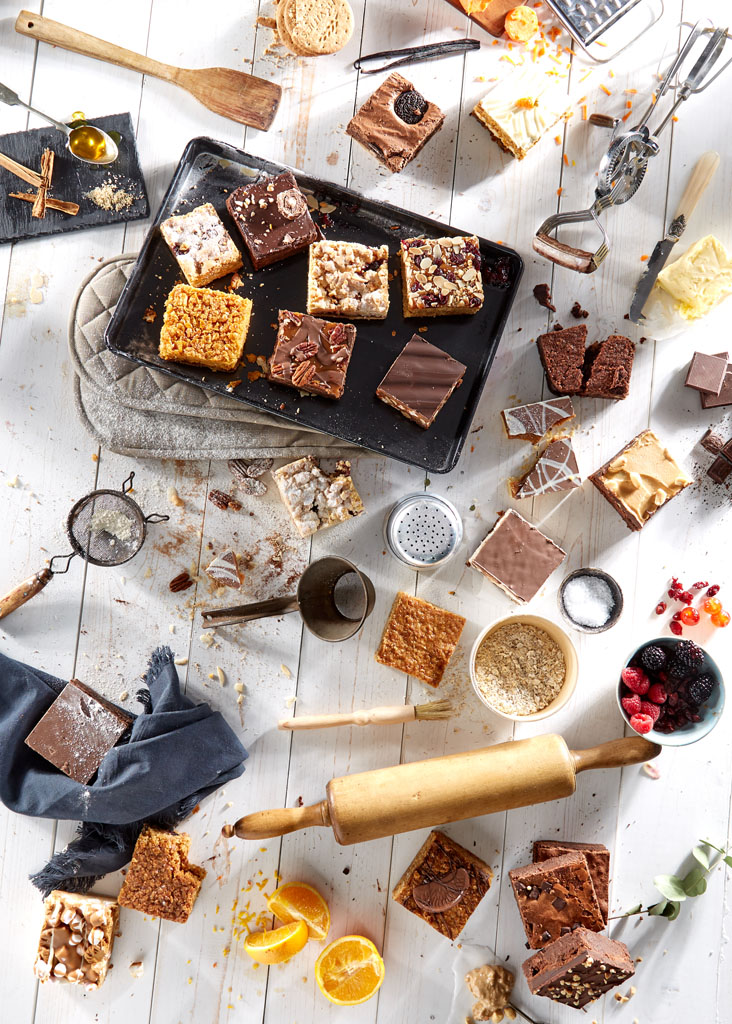 food and baking photography